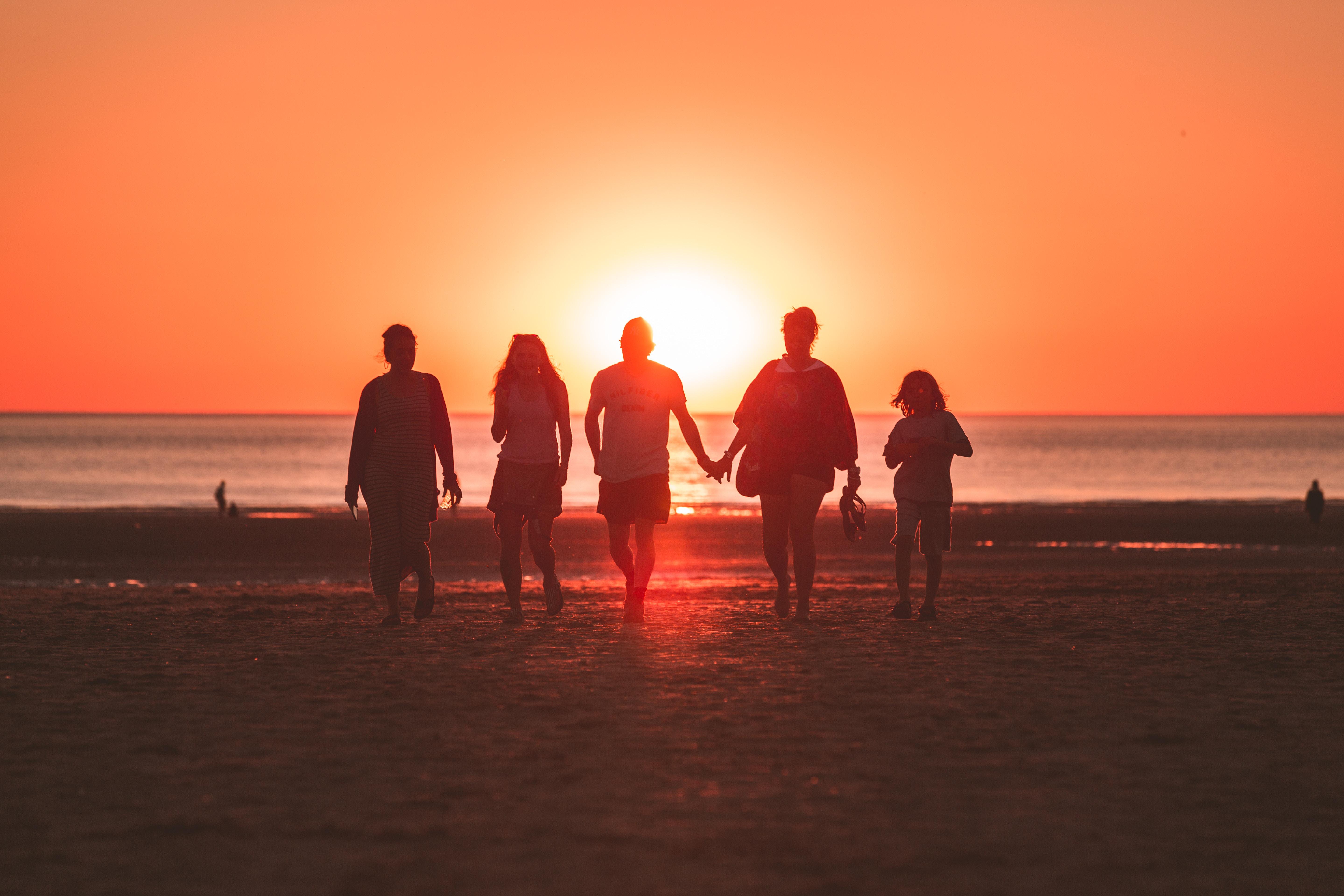Derfor skal du tage på ferie med familien