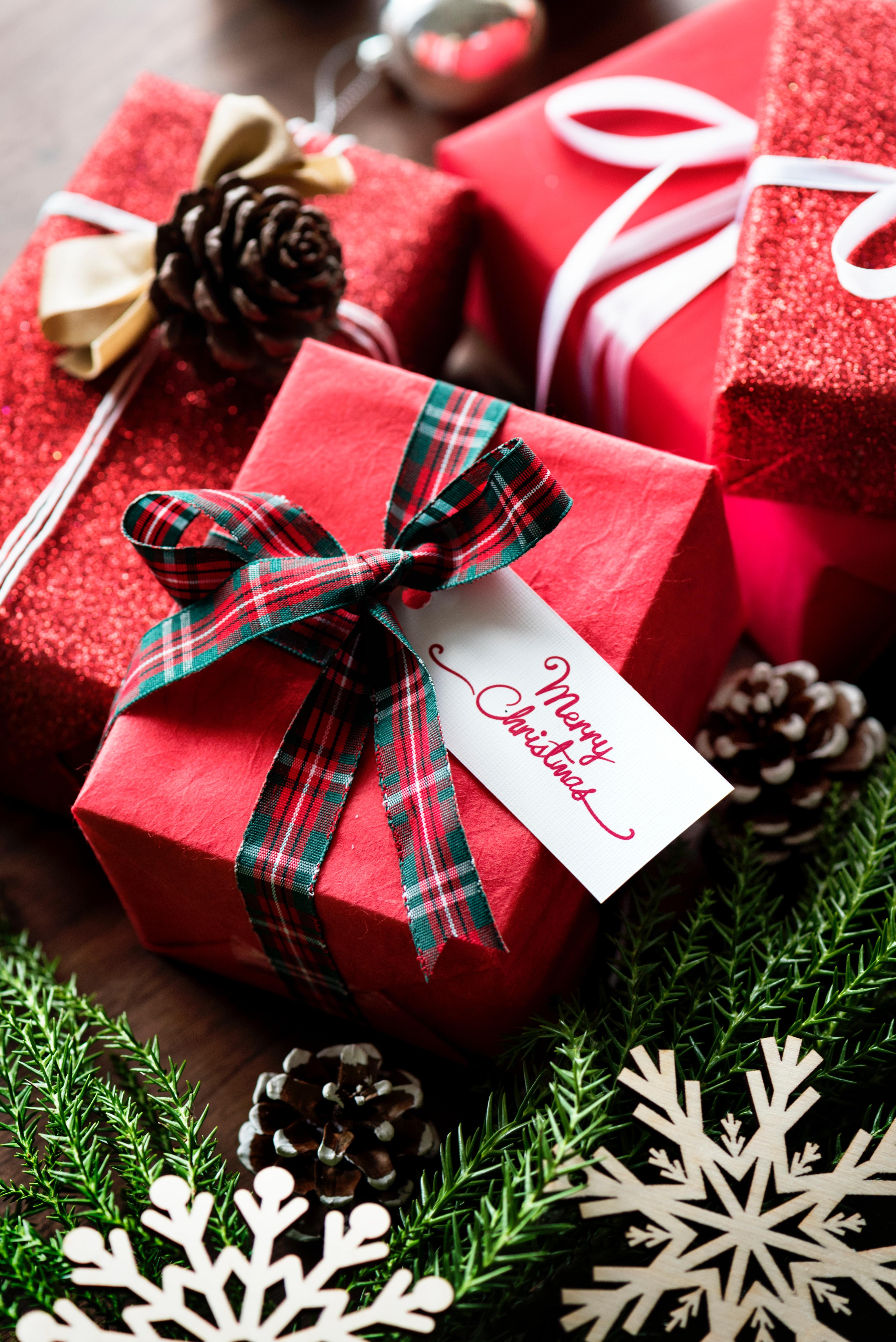 Giv en personlig julegave
